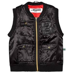 The BRAND B Vest Black 92/98 cm