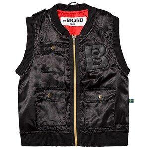 The BRAND B Vest Black 116/122 cm