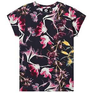 Hummel Lova T-Shirt Black Iris 128 cm (7-8 Years)