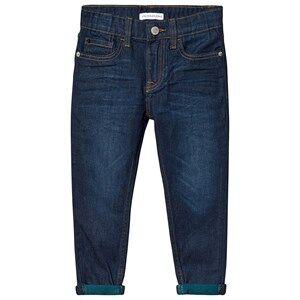 Calvin Klein Jeans Taper Jeans Vine Blue 14 years