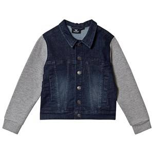 Image of Hummel Star Jacket Dark Denim 128 cm (7-8 Years)