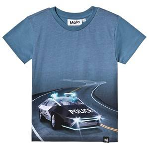 Molo Raven T-Shirt Self-Driving Police 92 cm (1,5-2 Years)