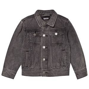 Image of Molo Harald Jacket Washed Black 122 cm (6-7 Years)