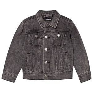 Image of Molo Harald Jacket Washed Black 110 cm (4-5 Years)
