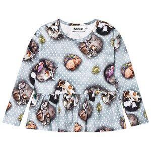 Molo Rasyma T-Shirt Pets n Dots 110 cm (4-5 Years)
