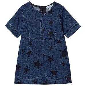 Stella McCartney Kids Stars Denim Dress 5 years