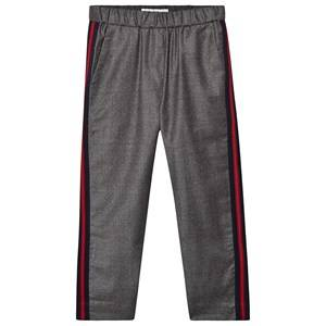Bonpoint Side Tape Pants Grey 4 years