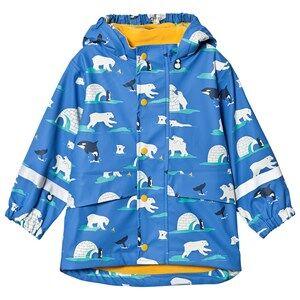 Frugi Puddle Buster Jacket Polar Play Raincoats