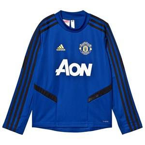 Image of United Manchester United Manchester United 19 Training Track Top Blue 7-8 years (128 cm)