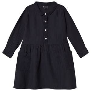 Bonton Pocket Dress Bleu Lune 8 Years