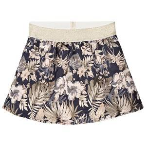 Creamie Jacquard Skirt Total Eclipse 104 cm (3-4 Years)