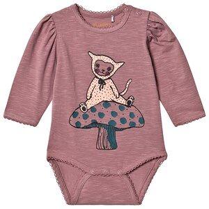 Soft Gallery Ellen Baby Body Nostalgia Rose 9 months