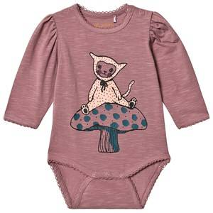Soft Gallery Ellen Baby Body Nostalgia Rose 12 months