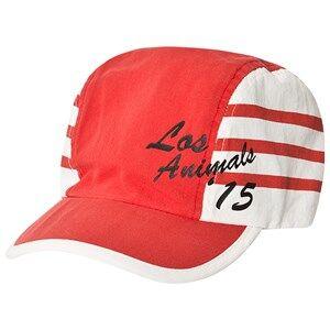 The Animals Observatory Stripes Hamster Cap Apple Los Animals Baseball caps