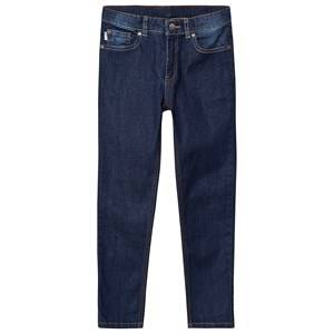Image of Paul Smith Junior Slim Fit Stretch Blue Denim Jeans 6 years