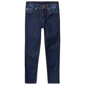 Image of Paul Smith Junior Slim Fit Stretch Blue Denim Jeans 2 years