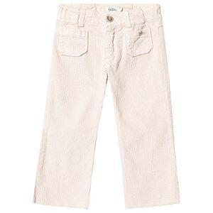bho Lila Corduroy Flared Pants Dust Rose 4 Years
