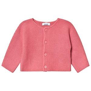 Image of Absorba Knitted Cardigan Pink 1 month