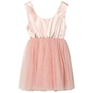 DOLLY by Le Petit Tom Signature Ballet Dress Ballet Pink Small (3-6 Years)