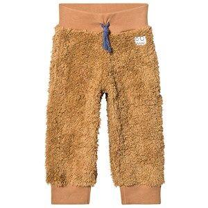 Indikidual Sand Yeti Fur Pants 6-12 months