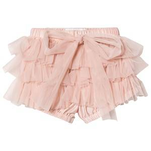 DOLLY by Le Petit Tom Frilly Bloomers Ballet Pink Petite (1-3 Years)