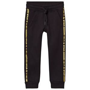 G-STAR RAW Logo Tape Sweatpants Black 16 years