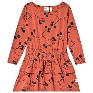 MAINIO Alder Frill Dress Mango 86/92 cm