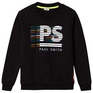 Paul Smith Junior Logo Sweater Black 4 years