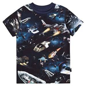 Molo Ralphie T-Shirt Space Traffic 92 cm (1,5-2 Years)