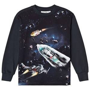 Molo Risci T-Shirt Space Scenery 98 cm (2-3 Years)