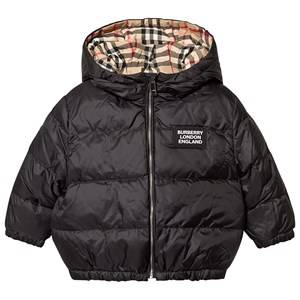 Burberry Rayan Down Coat Black 12 months