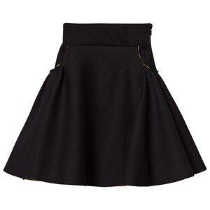 Creative Little Creative Factory Neoprene Pleated Skirt Black 4 years