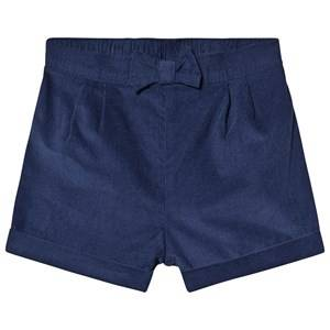 Cyrillus Dania Bow Shorts Navy 24 months