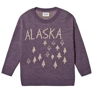 Bobo Choses Alaska Jacquard Sweater Infinity 4-5 Years