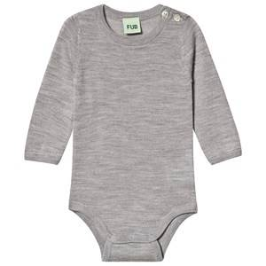Image of FUB Baby Body Light Grey 68 cm (4-6 Months)
