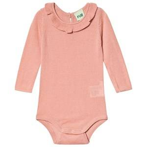 Image of FUB Ruffle Baby Body Blush 68 cm (4-6 Months)