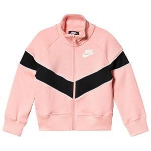 NIKE Pink Heritage Retro Track Top L (12-13 years)