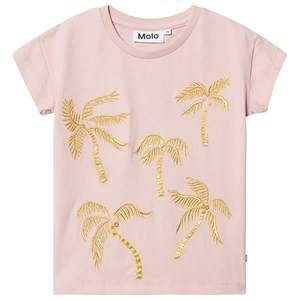 Molo Robine T-Shirt Gold Palms 104 cm (3-4 Years)