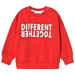 Image of Molo Maja Sweatshirt Vermilion Red 176 cm (16-18 years)