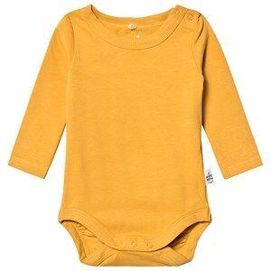 A Happy Brand Long Sleeve Baby Body Warm Honey 50/56 cm