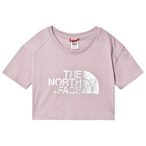 The North Face Logo Crop Top Pink L (14-16 years)