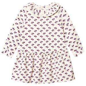 Bonpoint Floral Dress Cream 10 years