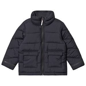 Didriksons Abborren Puff Jacket Navy Dust 140 cm (9-10 Years)