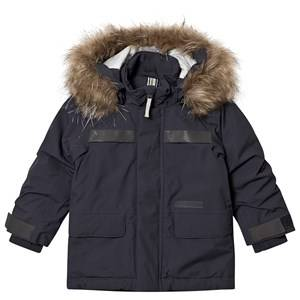 Didriksons Hajen Parka Navy Dust 140 cm (9-10 Years)