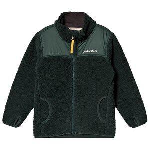 Didriksons Geite Pile Jacket North Sea 120 cm (6-7 Years)