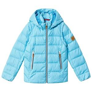 Image of Reima Minna 2-in-1 Down Jacket Icy Blue 104 cm (3-4 Years)