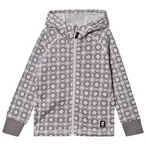 Image of Reima Northern Fleece Jacket White 128 cm (7-8 Years)