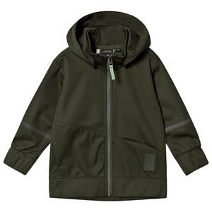 Didriksons Snigel Jacket Spruce Green Shell jackets