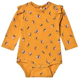 Image of Soft Gallery Fifi Baby Body Inca Gold 3 months