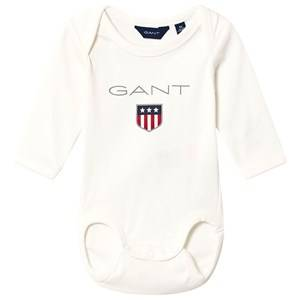 GANT Shield Baby Body White 86cm (18 months)